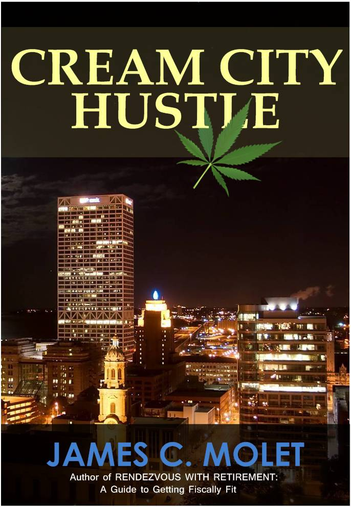 Cream City Hustle Cover - Full Size