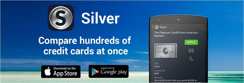 Silver Mobile Application Banner